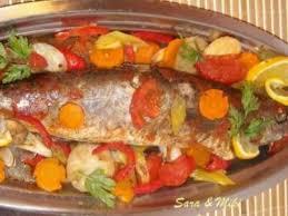 poisson cuisiner poisson cuit au four recette ptitchef