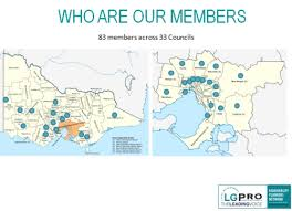 Councils Of Melbourne Map Conf Notes 28 April 2016 Lga Biodiversity