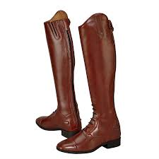 ariat challenge contour square toe zip field boot dover saddlery