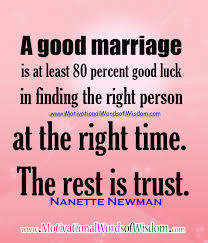 wedding quotes about time marriage quotes like success