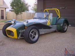 lotus super seven 7 series iii twin cam replica
