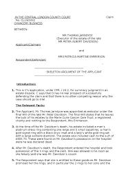 a sample of an argumentative essay assessment skeleton argument oxbridge notes the united kingdom related civil advocacy samples