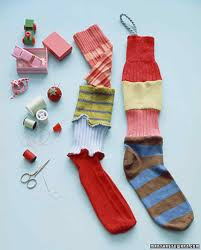 add a sock stocking martha stewart