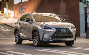 first drive review lexus nx 2014