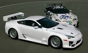 lexus racing wallpaper lexus lfa production based race car for 24 hours nurburgring 2010