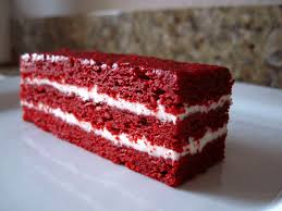 red velvet stack