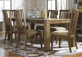 ashley dining room chairs buy ashley furniture birnalla rectangular butterfly extension