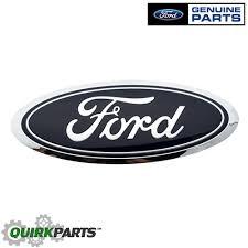 logo ford 2017 2015 2017 ford f 150 platinum tailgate blue 5 inch emblem oem new