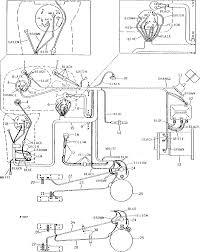 john deere 4020 starter wiring diagram and battery hookup jpg