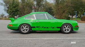 green porsche 911 1980 porsche 911 carrera rs autoform