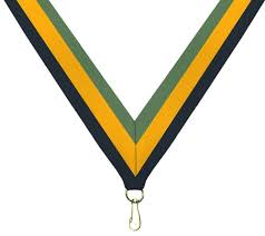 black and yellow ribbon ribbons and drapes neck ribbons page 1 total recognition inc
