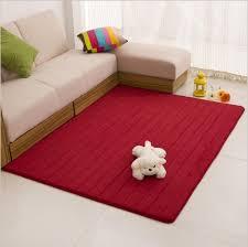 soft carpet coral fleece memory foam carpet non slip water
