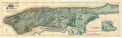 New York City New York Map by Topographical Map Of New York Art Pinterest Illustrated Maps