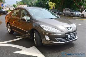 used peugeot 408 peugeot 408 now comes with five years free service wemotor com