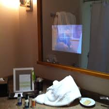 Mirror Tvs For Bathroom 17 Best Mirrored Tv Ideas Images On Pinterest Mirror Tv