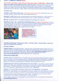 activities for children henley community library page 3