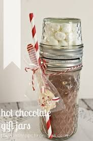 hot chocolate gift jar gifts hot cocoa stir stick colors and craft