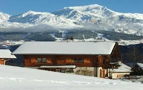 chambre d hote aime la plagne chalet de charme exposé sud à 1100m ski aux arcs et à la plagne