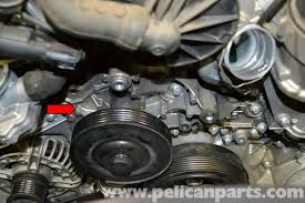 mercedes benz w204 coolant pump replacement 2008 2014 c250