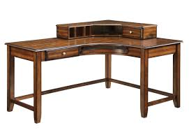 Solid Oak Desk With Hutch by Wood Corner Desk With Hutch Corner Desk With Hutch Design You
