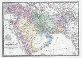 Middle East Maps by Aden Maps