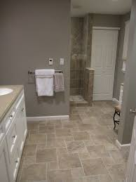 ideas for bathroom flooring redoing bathroom floor playmaxlgc