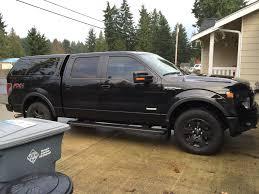 Ford Ranger Truck Camper - vwvortex com pickup truck camper shells installed for camping