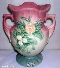 Hull Art Usa Vase Hull Pottery Price Guide Wildflower