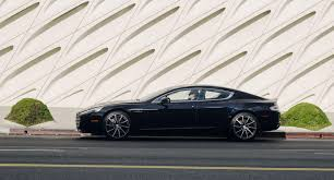 custom aston martin rapide discovering la in the aston martin rapide s the aston martin