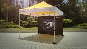 best outdoor portable promotional pop up tent u2013 europlus youtube