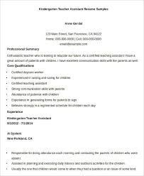 sample resume for daycare worker professional teacher resume templates 23 free word pdf