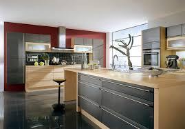 cuisines nobilia contemporary kitchen wooden lacquered xeno 670 nobilia