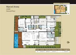 marvel arista in indiranagar bangalore project overview unit