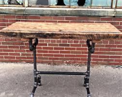 Patio Bar Table Outdoor Bar Etsy