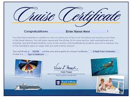 vacation gift cards cruise details about the ship royal caribbean international