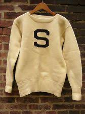 1930s penn state athletic sweater letterman jersey a g spalding