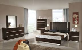 Bedroom Sets Italian Modrest Luxor Italian Modern Ebony Lacquer Bedroom Set Star