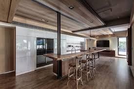 urban retreat chou residence by pmk designers