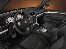 2011 Porsche Cayenne Turbo - porsche cayenne 2011 interior porsches interiors have come a long