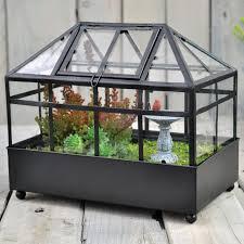 glass terrarium t105 63 50 fairy gardens fairy garden