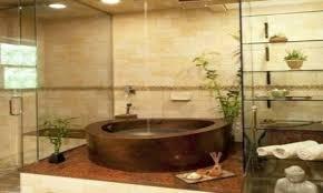 zen garden ideas zen bathroom design with freestanding tub and