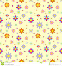 flower wrapping paper flower pattern background stock illustration illustration of