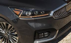 2017 kia cadenza in depth model review car and driver