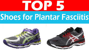 best shoes for plantar fasciitis youtube