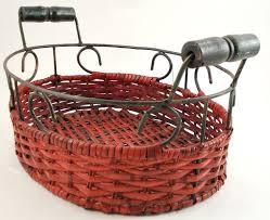 599 Best Wicker Basket Images On Pinterest Wicker Wicker