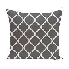 amazon com e by design french quarter geometric print pillow 20