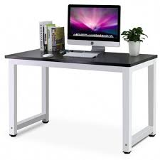 Gaming L Desk Desk Small Glass Top Computer Desk Office Furniture Gaming