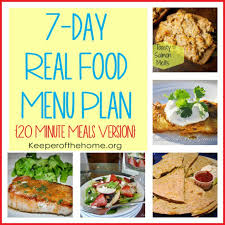 a two week real food dairy free meal plan keeper of the home