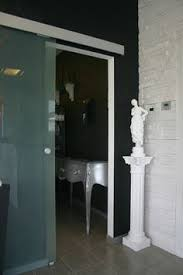 ornamental plaster works decoration of salon of tattoos reggio