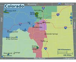 Craig Colorado Map by Maps Of Colorado State Collection Of Detailed Maps Of Colorado